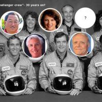 Немецкие журналисты разыскали  6 из 7-ми астронавтов с погибшего шаттла