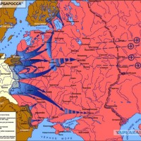 Какие страны участвовали в нападении на СССР в 1941 году