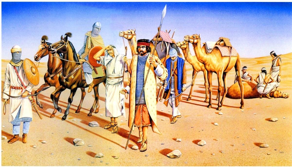 ЛИКБЕЗ ПО ИСТОРИИ ИСЛАМА, не прочитать нельзя ..., но и читать невозможно...